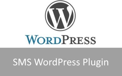 SMS plugin Suresms til WordPress