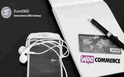 SMS til WooCommerce call out