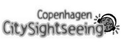 Kunder referencer Copenhagen Sightseeing sort hvid logo