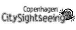 Kunder referencer Copenhagen Sightseeing sort hvid logo