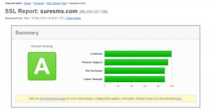 SSL kryptering