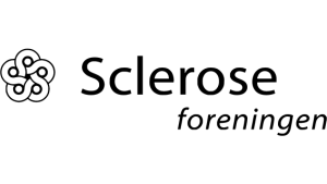 Scleroseforeningen logo bw
