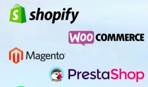 web-shop systemer